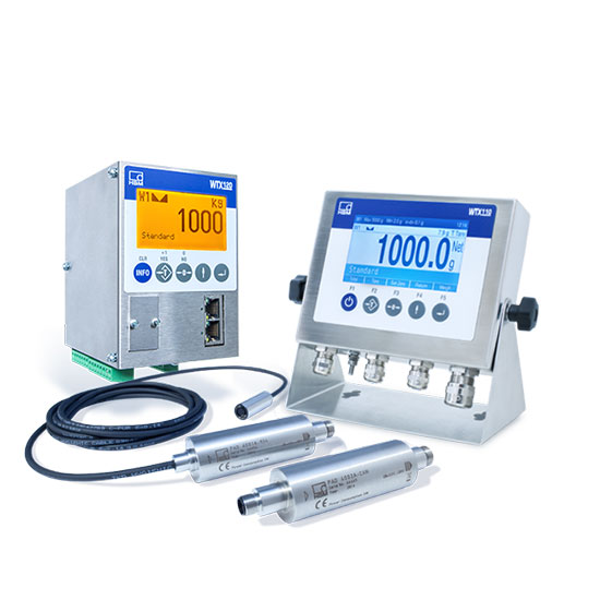 Weighing Terminals
